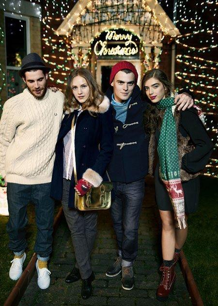 Catálogo Urban Outfitters fiesta Navidad 2011