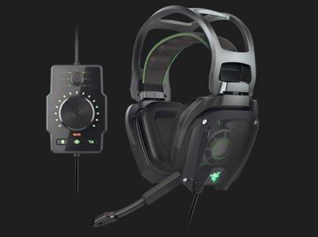 Razer Tiamat 7.1, diez altavoces para tus oídos