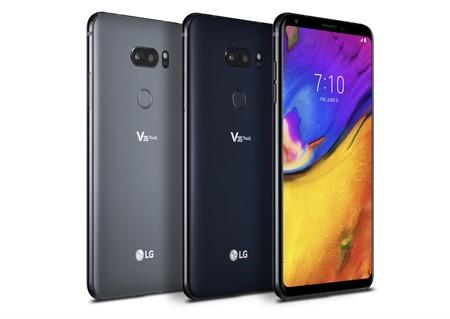 Lg V35 Comparativa