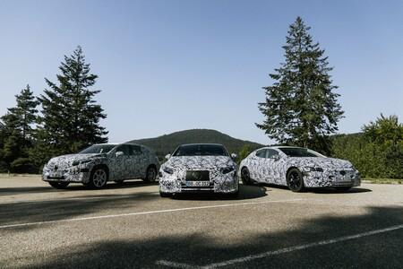 Mercedes-Benz desvela su estrategia de futuro: llegarán seis nuevos coches eléctricos para 2022, cuatro de ellos SUV