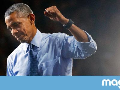 El verdadero problema de las elecciones de Estados Unidos es que Obama no se puede volver a presentar