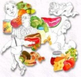 Vivir menos por culpa de la alimentación actual