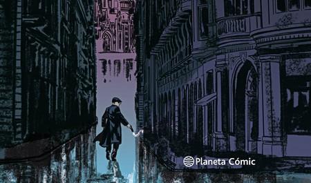 Hay vida en la novela gráfica moderna más allá de Watchmen, Sin City y Maus... ¡vida prodigiosa!