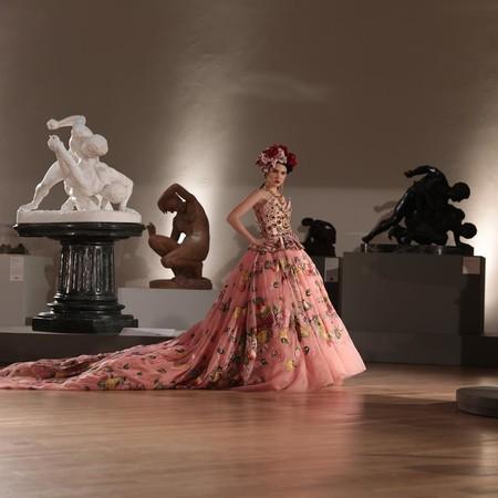 Sofía Loren, una verdadera diosa en el viaje de Dolce & Gabbana Alta Moda hasta México