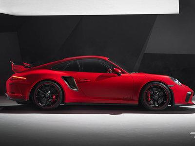 El próximo Porsche 911 GT2 vendrá exclusivamente con cambio PDK