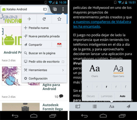 Firefox 24 para Android