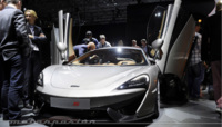 El hipotético McLaren 540C estará en Shangai