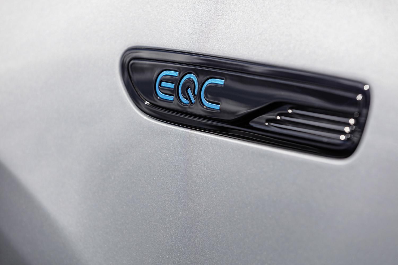 Foto de Mercedes-Benz EQC 2019 (6/74)