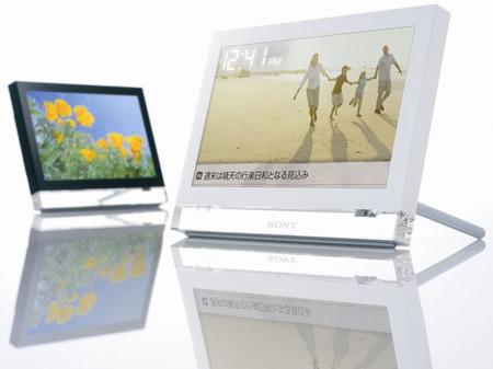 Sony VGF-CP1, marco digital con Wi-Fi