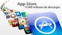 La App Store de Apple supera los 15.000 millones de descargas