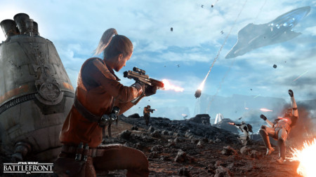 Zona De Impacto Star Wars