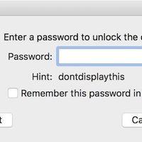 Descubierta una vulnerabilidad en macOS High Sierra que muestra las contraseñas de los discos cifrados [Actualizado]