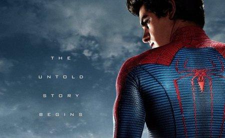 Andrew Garfield como Peter Parker/Spider-Man