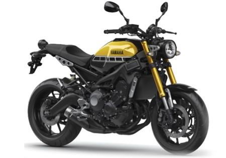 Yamahaexperience 2016 Xsr 900