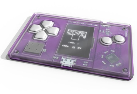 Tetris Microcard Offers Credit Card Sized Gaming