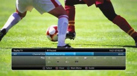 PlayTV en Europa para septiembre