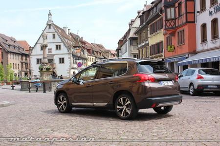 Peugeot 2008, presentación y prueba en Alsacia (parte 2)