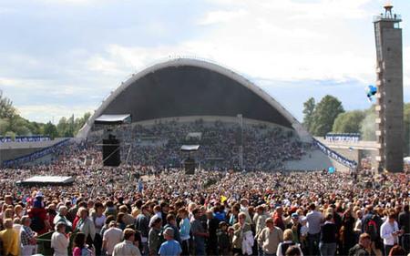 Lauluväljak, Tallinn