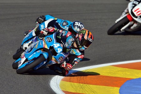 Aaron Canet Gp Valencia Moto3 2016