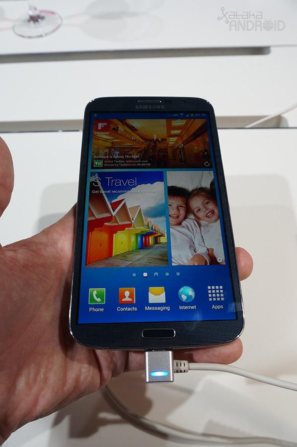 Foto de Galaxy Mega 6.3, toma de contacto (4/6)