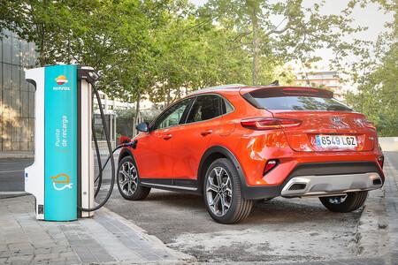SUV híbrido enchufable etiqueta CERO menos de 40.000 euros