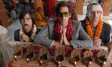 Moda y Cine: 'Viaje a Darjeeling', tres esnobs en la India