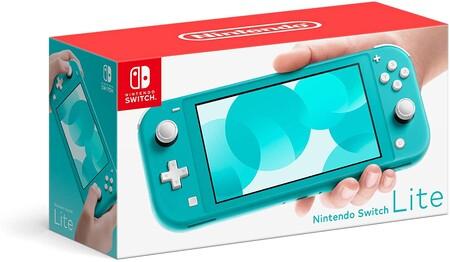 Nintendo Switch Lite de oferta en Amazon México