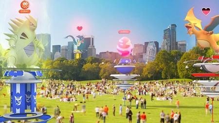 Pokémon GO renovará la experiencia en sus gimnasios con su nueva actualización