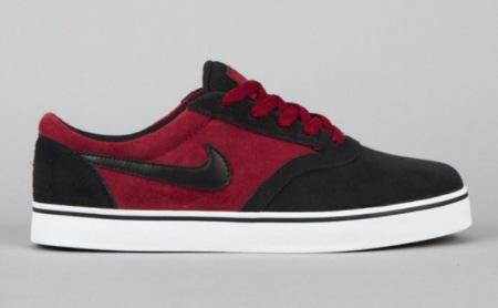 Nike SB Vulc Rod: rojo y negro para los más clásicos