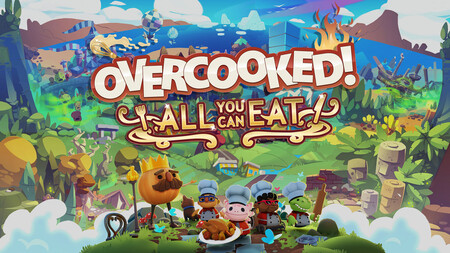 Overcooked! All You Can Eat llegará con sus divertidos fogones a PS4, Xbox One, Switch, y PC en marzo