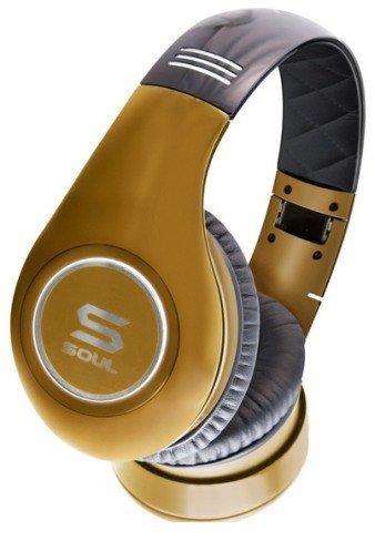 Soul, unos auriculares de máximo lujo