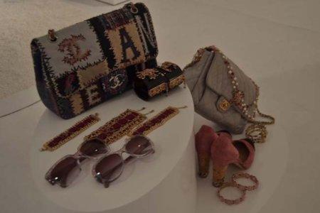 Patchwork Chanel colección Primavera-Verano 2012