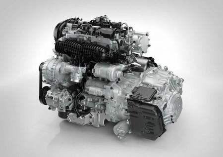 Así son los nuevos motores Drive-E de Volvo