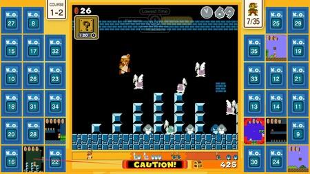 Super Mario Bros 35 Analisis
