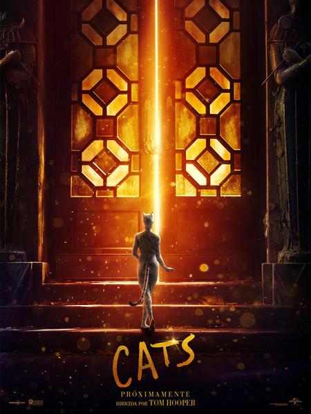 El tráiler de 'Cats' nos deja con ganas de más aunque podemos ver el lado más felino de Taylor Swift