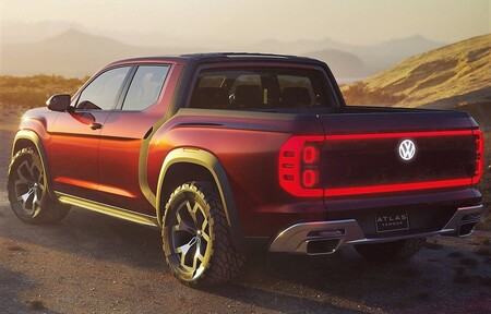 Volkswagen Desarrollara Dos Pick Ups Electricas