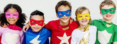 Los 21 disfraces de Carnaval más originales para niños: de cantantes, iconos de la moda y personajes de películas y series