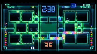 El adictivo 'Pac-man Championship Edition DX' da el salto a Windows 8