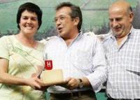El queso Idiazabal ganador del 34 concurso de Ordizia