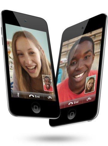 El nuevo iPod Touch da la cara
