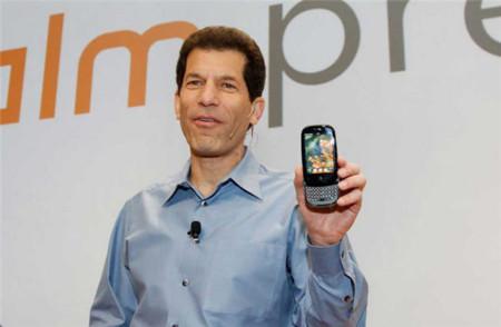 "Jon Rubinstein califica la venta de Palm a HP como ""un desperdicio"""