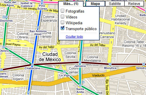 Transporte público en Google Maps on google maps sc, google maps tn, google maps il, google maps mt, google maps sl, google maps ap, google maps ad, google maps nd, google maps de, google maps el, google maps dot, google maps ge, google maps ms, google maps bd, google maps va, google maps ag, google maps dc, google maps nm, google maps la, google maps bc,
