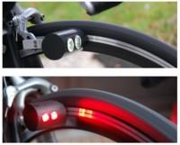 Magnic Light para que disfrutes de la bicicleta a cualquier hora