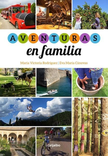 'Aventuras en familia': 181 propuestas para disfrutar con los niños