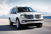 Lincoln presenta la Navigator 2015