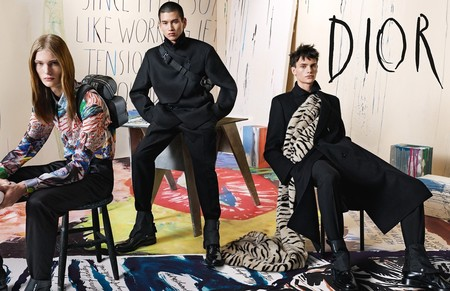 Dior Men Le Apuesta Al Arte Urbano Como Protagonista De Su Campana De Invierno 2019 6