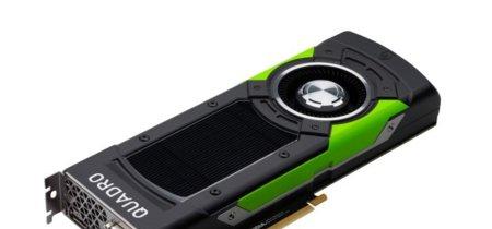 Las gráficas más potentes de Nvidia conocen a Pascal: Quadro P6000 y P5000