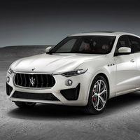 El Maserati Levante GTS es la nueva versión V8 del SUV italiano, y estará en Goodwood este fin de semana