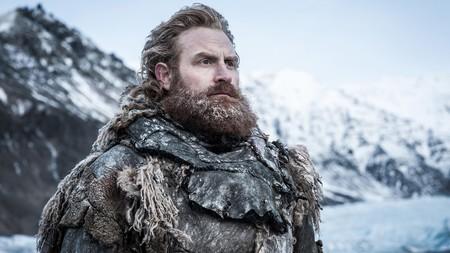 Así es Tormund de Juego de Tronos sin su frondosa barba ¿más o menos atractivo?