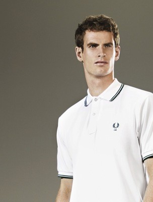 Andy Murray duplica las ventas de Fred Perry